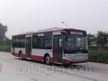 福田牌BJ6123C7BTD型城市客车