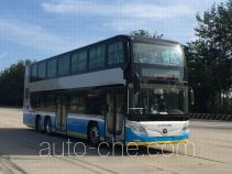 Foton BJ6128EVCA electric double decker city bus
