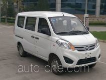 Foton BJ6393MD3RA-AA dual-fuel MPV