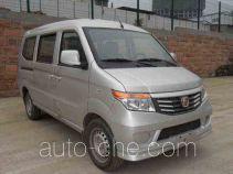北京牌BJ6400AJZ1A型多用途乘用车
