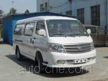 福田牌BJ6546B1DDA-XB型轻型客车