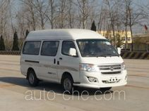 福田牌BJ6536B1DWA-V2型轻型客车