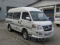 福田牌BJ6546B1DWA-XB型轻型客车