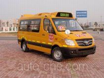 福田牌BJ6590S2CDA-1型幼儿专用校车