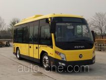 福田牌BJ6650EVCA-6型纯电动城市客车
