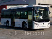 福田牌BJ6905CHEVCA型混合动力城市客车