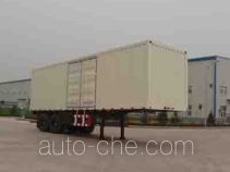 Foton BJ9271N8X7J box body van trailer