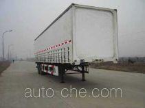 Foton Auman BJ9283N8X7K box body van trailer