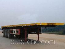 Foton Auman BJ9285NBN7B flatbed trailer
