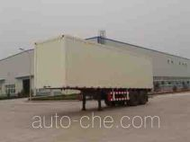 Foton Auman BJ9300N8X7J box body van trailer