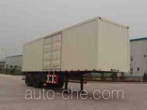 Foton BJ9321N9X7K box body van trailer