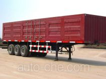Foton Auman BJ9390NCX7C box body van trailer