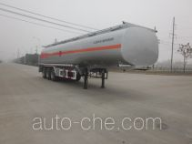 Foton oil tank trailer