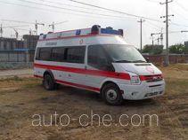 Anlong BJK5040XJH ambulance