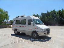 Anlong BJK5040XZM emergency car with lighting equipment