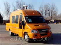 Anlong BJK5050XJE radio monitoring vehicle