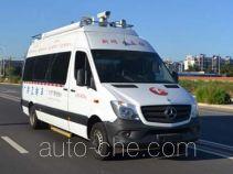 Huanda BJQ5050XDS television vehicle