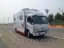 Huanda BJQ5100XDS television vehicle