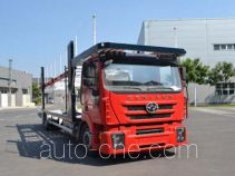 Huanda BJQ5180TCL car transport truck