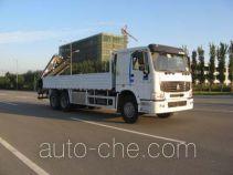 Huanda BJQ5250JJH weight testing truck
