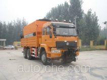 Huanda BJQ5250TCX snow remover truck