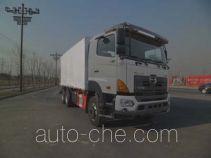 Huanda BJQ5251JJH weight testing truck