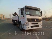 Huanda BJQ5252JJH weight testing truck