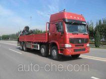 Huanda BJQ5310JJH weight testing truck