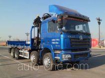 Huanda BJQ5310JSQ truck mounted loader crane