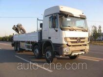 Huanda BJQ5311JJH weight testing truck