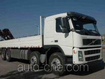 Huanda BJQ5312JJH weight testing truck
