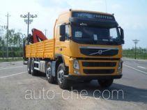 Huanda BJQ5315JJH weight testing truck