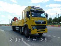 Huanda BJQ5316JJH weight testing truck