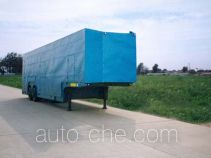 Huanda BJQ9162TCL vehicle transport trailer