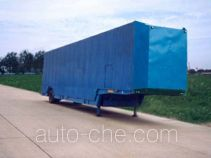 Huanda BJQ9163TCL vehicle transport trailer