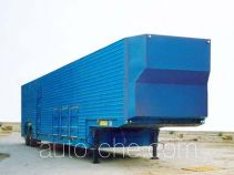 Huanda BJQ9171TCL vehicle transport trailer