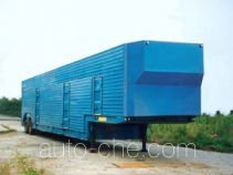 Huanda BJQ9191TCL vehicle transport trailer