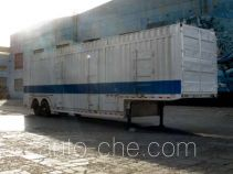 Huanda BJQ9200TCL vehicle transport trailer