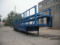 Huanda BJQ9203TCL vehicle transport trailer
