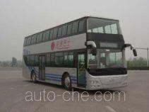 Jinghua BK6110S double decker city bus