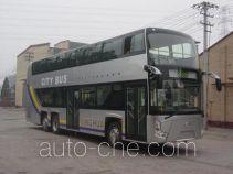 Jinghua BK6126S1 double decker city bus