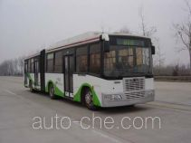 京华牌BK6141CNGA型铰接式城市客车