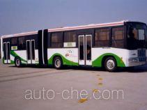 京华牌BK6141D型铰接式城市客车