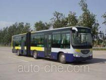 京华牌BK6141D2型铰接式城市客车