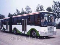 京华牌BK6141LNG型铰接式城市客车