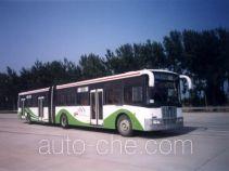 京华牌BK6180B型铰接式城市客车