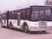 京华牌BK6180C型铰接式城市客车