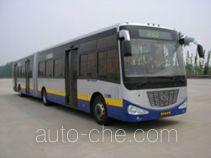 京华牌BK6180D2型铰接式城市客车