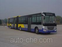 京华牌BK6180D3型铰接式城市客车