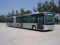 京华牌BK6181型铰接客车